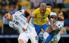 Thật buồn khi phải xem trận bóng đá như chung kết Copa America 2021!