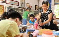 U Hoa của 500 đứa trẻ tật nguyền