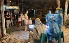 Ca nhiễm mới chưa rõ nguồn lây, Đà Nẵng khoanh vùng xét nghiệm trong đêm