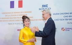 Nữ tỉ phú Việt Nam xếp hạng 1.111 thế giới, theo Forbes