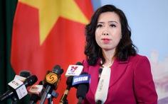 Việt Nam lên tiếng nhân 5 năm phán quyết bác yêu sách của Trung Quốc ở Biển Đông