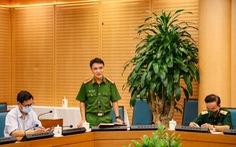 Hà Nội lập 22 chốt ở cửa ngõ thành phố, có kiểm tra giấy xét nghiệm