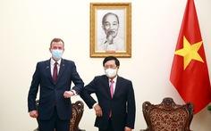 Việt Nam cảm ơn Úc hỗ trợ 1,5 triệu liều vắc xin Astra Zeneca sản xuất tại Úc