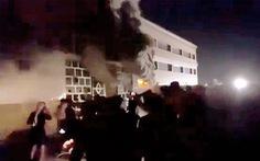 Cháy tại bệnh viện điều trị COVID-19 ở Iraq: 92 người chết, 100 người bị thương