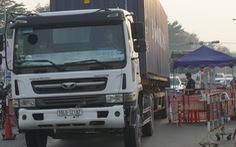 TP.HCM: Hướng dẫn mới về vận chuyển hàng hóa trong thời gian áp dụng chỉ thị 16