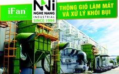 Giải pháp thông gió làm mát và xử lý khói bụi xí nghiệp, công ty, nhà xưởng