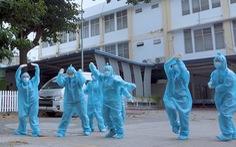 """Cuộc thi Lan tỏa năng lượng tích cực 2021: Lạc quan bước nhảy """"đuổi COVID"""" của y, bác sĩ BV Da liễu"""