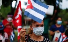 Cuba xác nhận có người chết trong các vụ gây rối