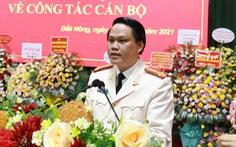 Phó giám đốc Công an Quảng Bình làm giám đốc Công an Đắk Nông