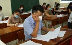 Chấm thi tốt nghiệp THPT: Giám khảo lo đáp án đóng, bộ nói hướng dẫn chấm mở