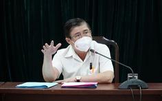 Chủ tịch TP.HCM Nguyễn Thành Phong: Gò Vấp không nên xét nghiệm kiểu 'hàng ngang'