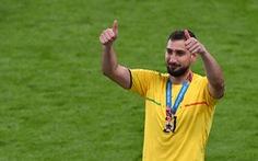 'Người hùng' tuyển Ý Donnarumma ký hợp đồng 5 năm với PSG