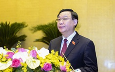 Chủ tịch Quốc hội Vương Đình Huệ: Công tác nhân sự được chuẩn bị kỹ lưỡng, bài bản