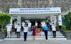 Hội Doanh Nhân Trẻ Việt Nam đóng góp gần 1 tỉ đồng phục vụ suất ăn cho tuyến đầu