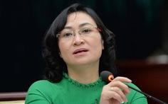 Phó chủ tịch Phan Thị Thắng phụ trách công việc phòng, chống dịch thay ông Võ Văn Hoan