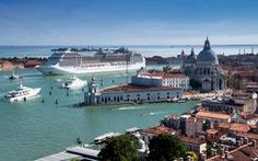 Italy cấm tàu du lịch lớn vào trung tâm Venice để bảo vệ di sản