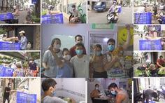 """Cuộc thi Lan tỏa năng lượng tích cực 2021: Bếp ăn từ thiện """"quốc tế"""" giữa Sài Gòn"""