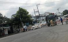 Tây Ninh: 200.000 dân huyện Dương Minh Châu không được ra khỏi địa phương vì COVID-19