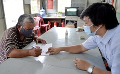 Tiền hỗ trợ đã đến tay 212.000 lao động tự do ở TP.HCM