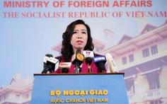 Việt Nam lên tiếng về biểu tình ở Cuba, kêu gọi Mỹ bỏ cấm vận với Cuba