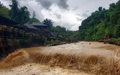 Xuất hiện vùng áp thấp trên Biển Đông, Bắc Bộ đón đợt mưa kéo dài 1 tuần