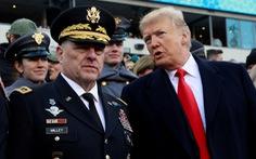 Ông Trump bác thông tin có ý định đe dọa đảo chính