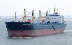 Tìm phương án 'giải cứu' các thuyền viên tàu FAREAST HONESTY mắc COVID-19