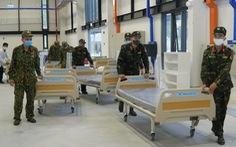 Bình Dương thêm bệnh viện dã chiến 1.500 giường, siết giãn cách xã hội
