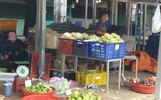 Tổ chức điểm tập kết, trung chuyển hàng hóa tại chợ đầu mối Hóc Môn