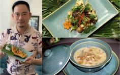 Võ Việt Chung chia sẻ cách nấu món ngon, giàu dinh dưỡng từ rau củ quả có sẵn trong tủ lạnh