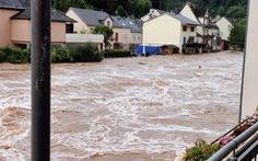 Gần 130 người thiệt mạng vì mưa lũ ở châu Âu