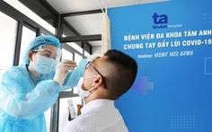 Bệnh viện đa khoa Tâm Anh TP.HCM đầu tư lớn cho dịch vụ xét nghiệm COVID-19