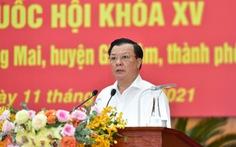 Bí thư Hà Nội: Phải kiểm soát 100% người và phương tiện ra, vào TP