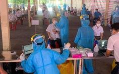 2 công nhân nhiễm COVID-19, dự án cầu trăm tỉ ở Vĩnh Long tạm dừng