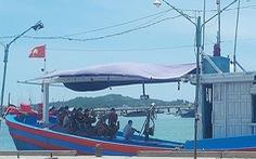 12 ngư dân trên tàu cá từ biển trở về mắc COVID-19