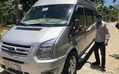 Xe cộ Quảng Nam đợi lệnh sẵn sàng vào TP.HCM đón bà con về quê