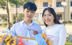 Một học trò nghèo ở xứ Quảng đạt điểm 10 môn văn