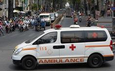 TP.HCM tăng đường truyền và nhân lực để đáp ứng tất cả cuộc gọi cấp cứu qua tổng đài 115