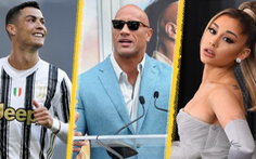 Ronaldo kiếm được 38 tỉ đồng cho mỗi bài trên Instagram