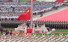 Trung Quốc đạt 'mục tiêu bách niên' lần 1
