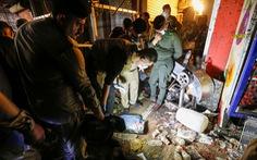 IS tổ chức tấn công liều chết ở Iraq, 35 người chết, hơn 60 người bị thương