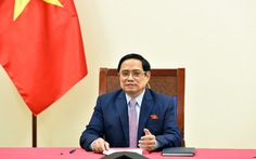 Thủ tướng Phạm Minh Chính cảm ơn Thủ tướng Hun Sen hỗ trợ ứng phó COVID-19