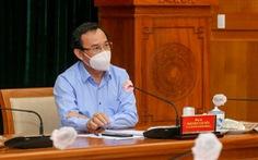 Bí thư Nguyễn Văn Nên: Tỉ lệ lây lan cộng đồng trong tầm có thể kiểm soát