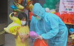 Cuộc thi 'Lan tỏa năng lượng tích cực 2021': Mẹ và con cùng chống dịch