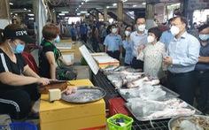 Bộ Công thương đề nghị TP.HCM nghiên cứu sớm mở thêm chợ truyền thống