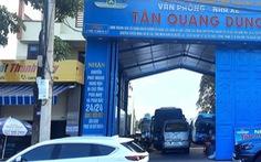 Vượt chốt kiểm dịch, xe khách chở 15 người từ TP.HCM về Quảng Trị bị phạt 22 triệu đồng