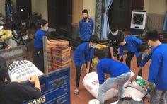 Gần 1.500 tấn nhu yếu phẩm của Thanh Hóa lên tàu biển vào hỗ trợ người dân TP.HCM
