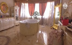 Đại tá Nga bị bắt vì tình nghi nhận hối lộ, trong nhà xài toilet bằng vàng