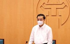 Chủ tịch Hà Nội: Mọi người dân đều bình đẳng về quyền lợi tiêm vắc xin