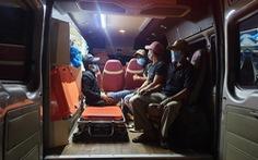 Sự thật câu chuyện 4 ngư dân 'không tiền' đi bộ từ Ninh Thuận về Phú Yên